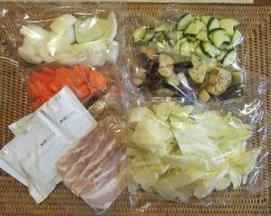 生協のビオサポ夏野菜のミネストローネNew6